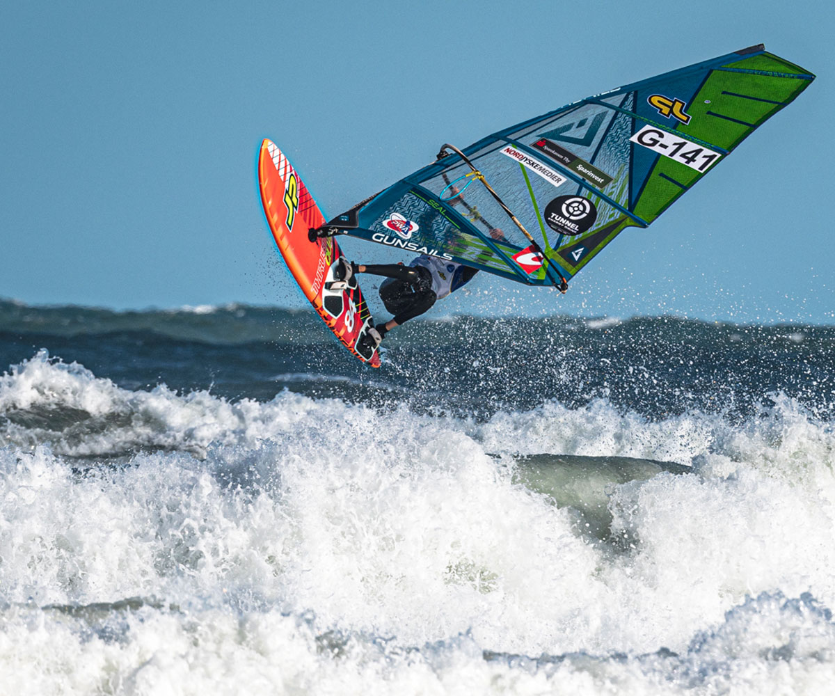 IFCA Wave European Championships 2019: Teenage Riot