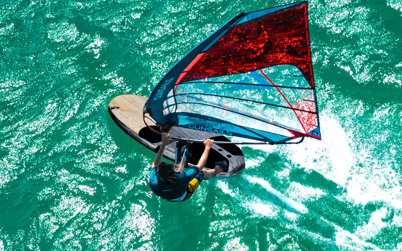 Neu bei GunSails: Sunova Windsurfboards