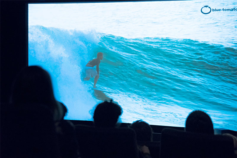 Cinemar für Zuhause: Surffilme streamen
