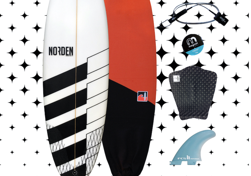 Norden Surfboards: Weihnachtangebote am Start