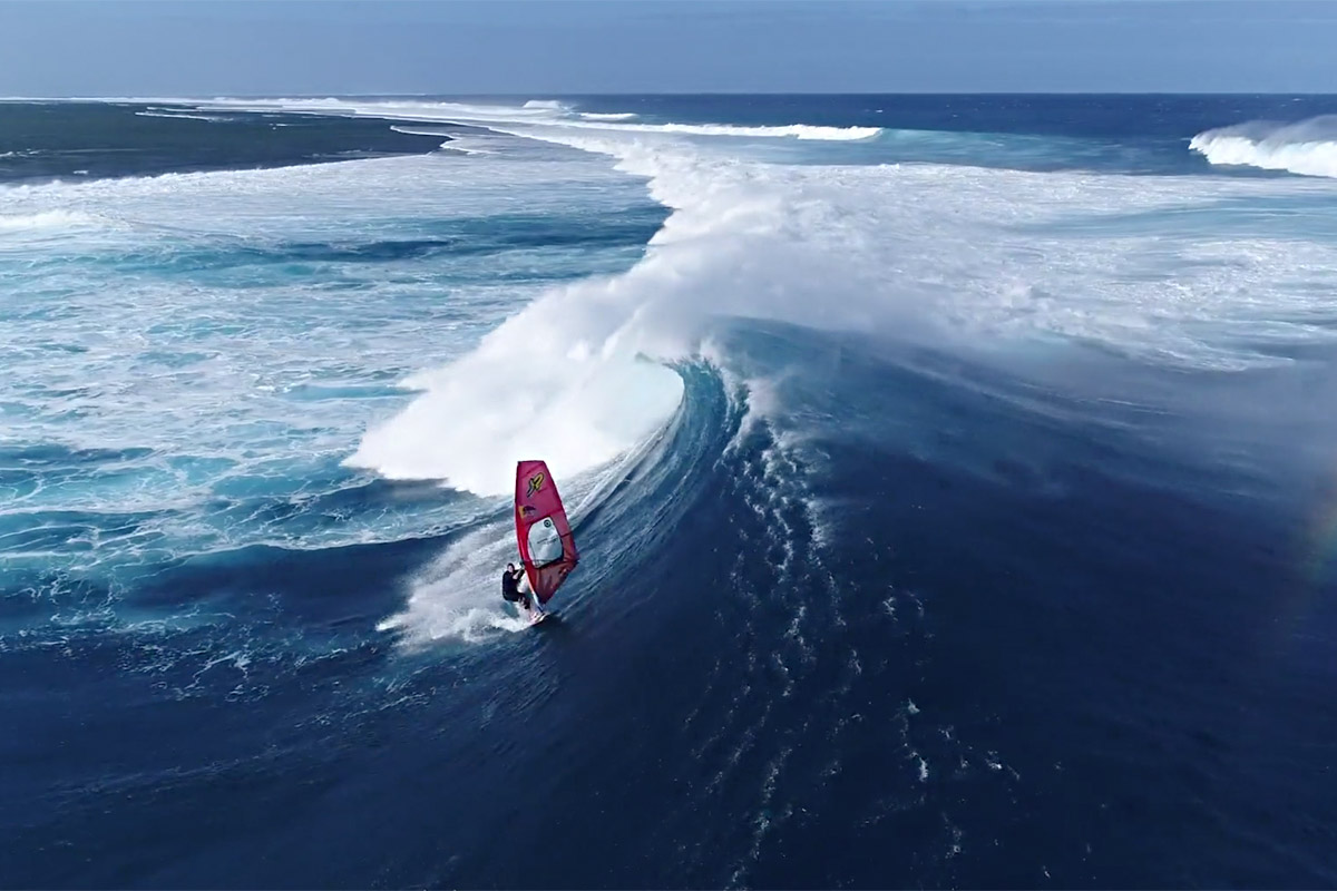Jason Polakow scoret Cloudbreak