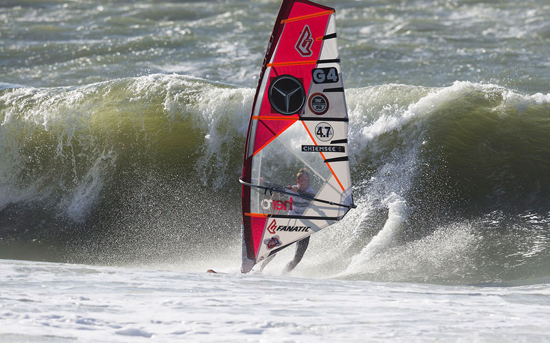 Klaas Voget im Interview: Team Germany beim Windsurf World Cup Sylt 2017