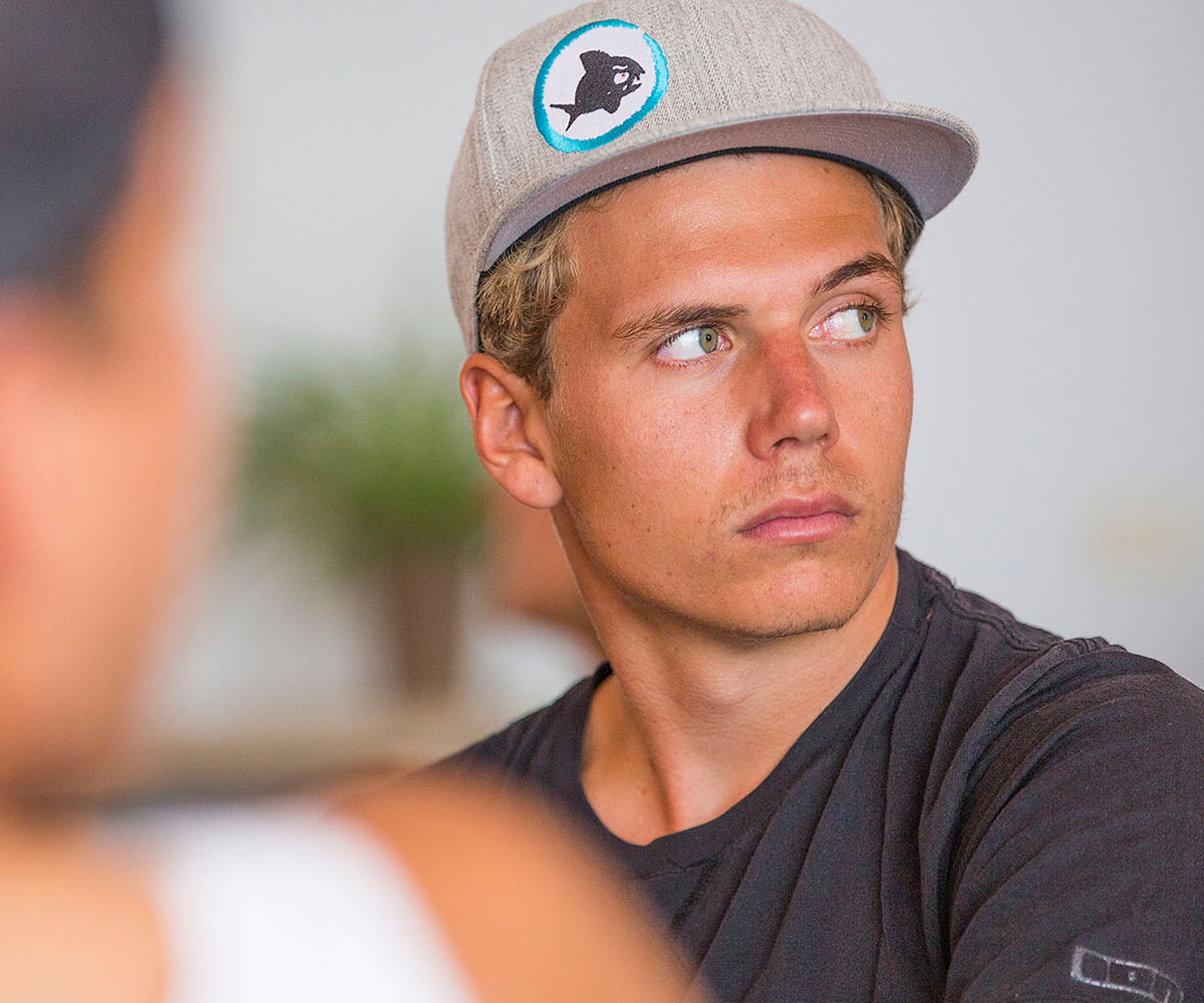 Moritz Mauch im Interview: Team Germany beim Windsurf World Cup Sylt 2017