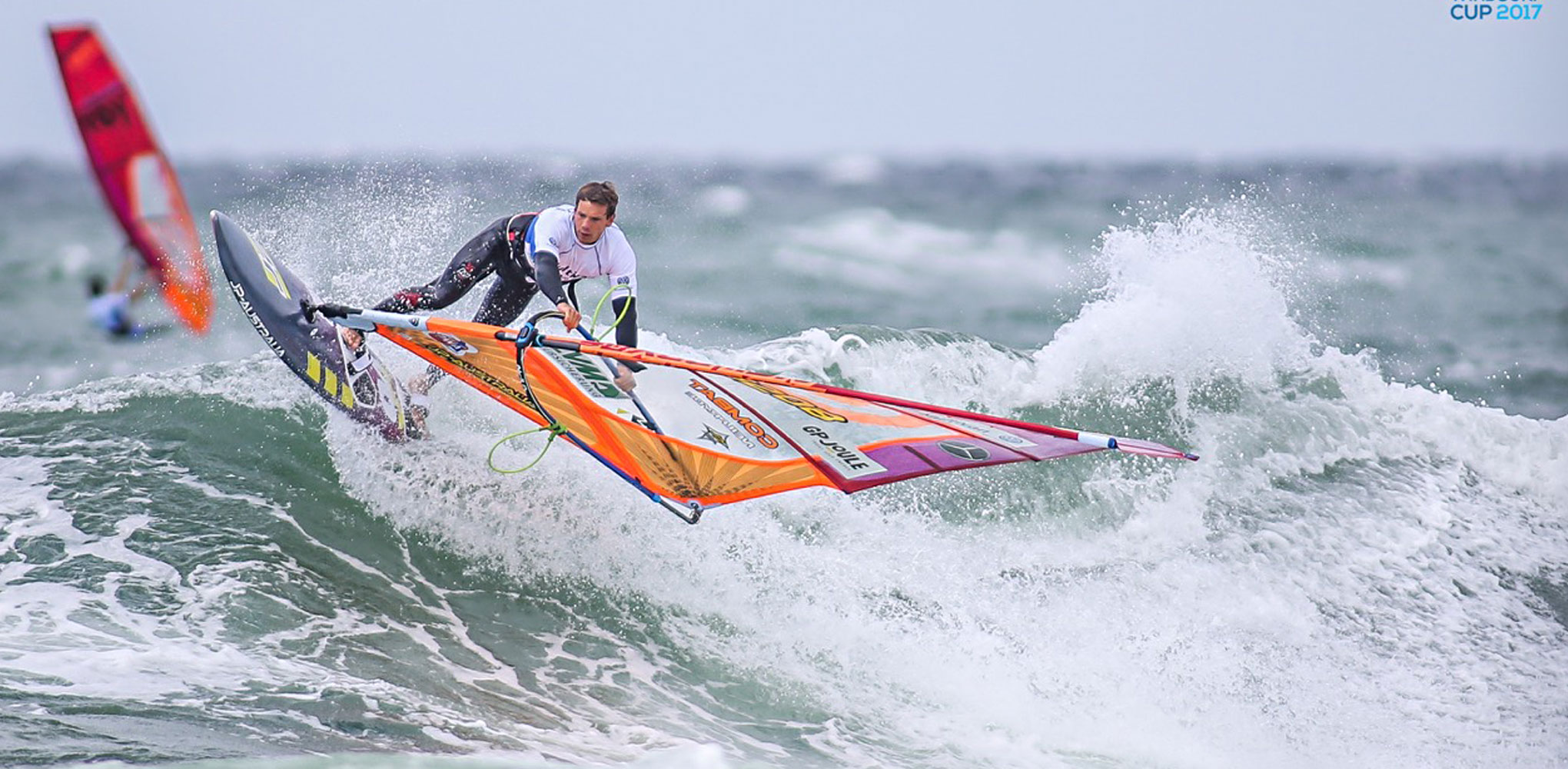 Leon Jamaer im Interview: Team Germany beim Windsurf World Cup Sylt 2017