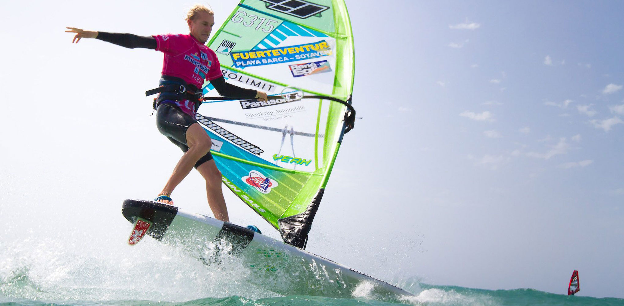 Valentin Böckler im Interview: Team Germany beim Windsurf World Cup Sylt 2017