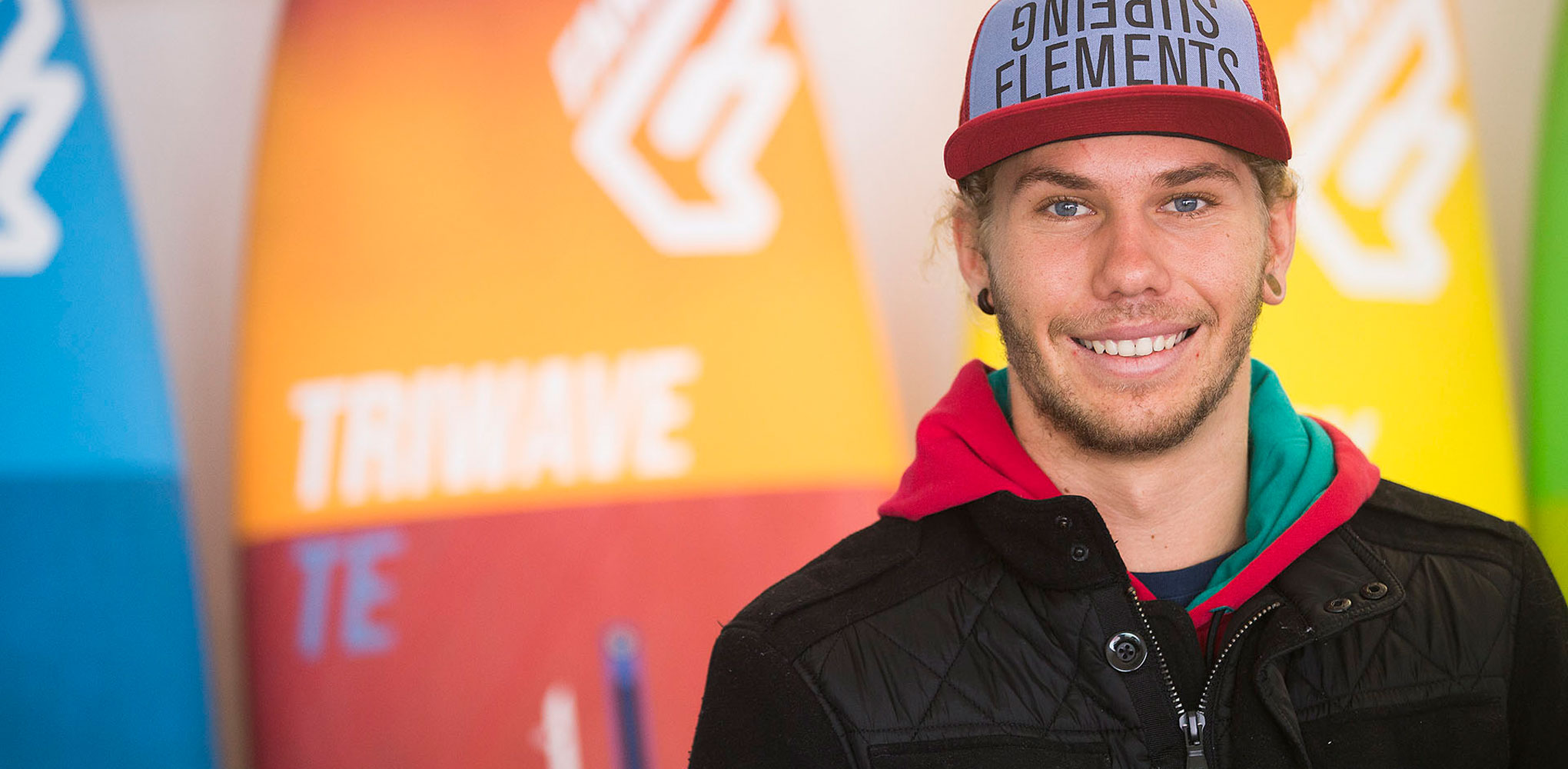 Alessio Stillrich im Interview: Team Germany beim Windsurf World Cup Sylt 2017