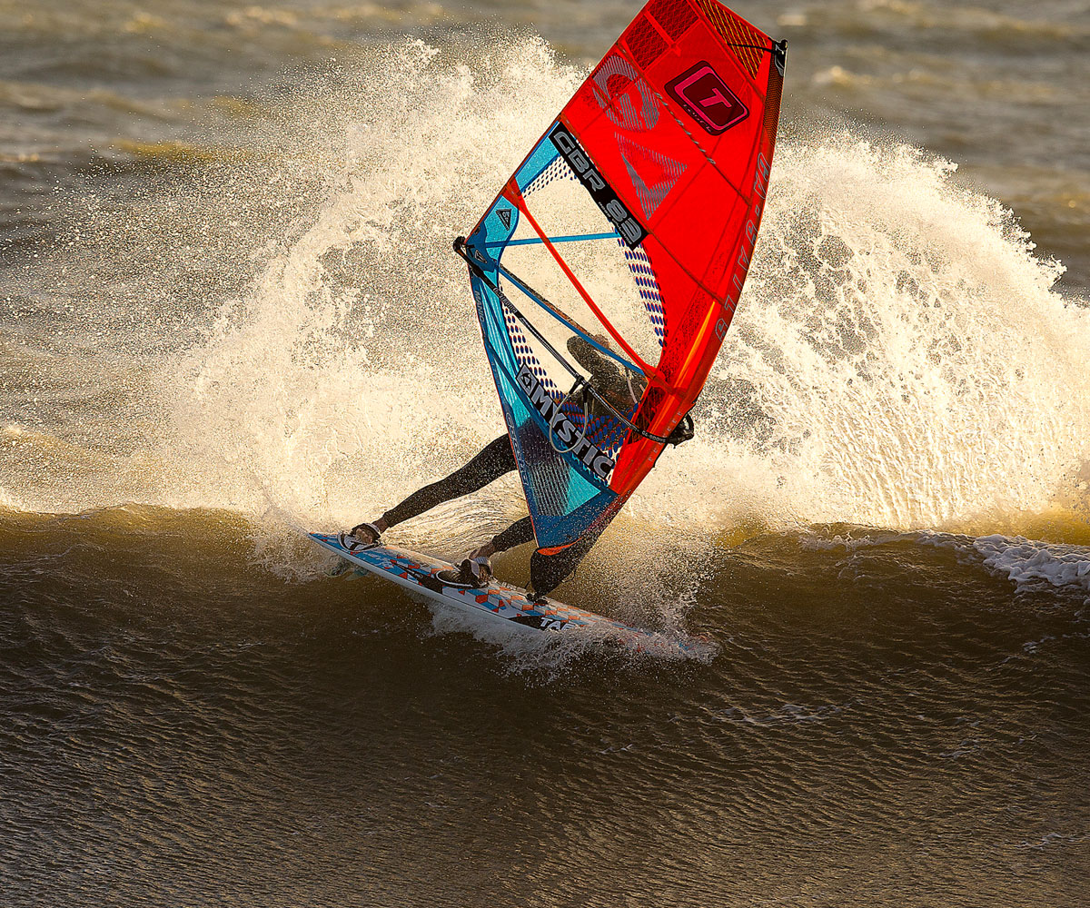 Ross Williams im Interview: Der beste Overall-Windsurfer der Welt