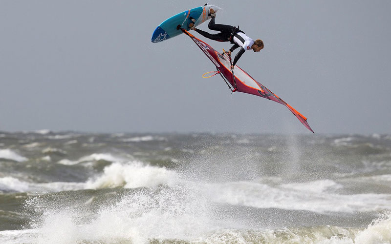 WINDSURFERS Quick-Test: Severne Primo 4/3