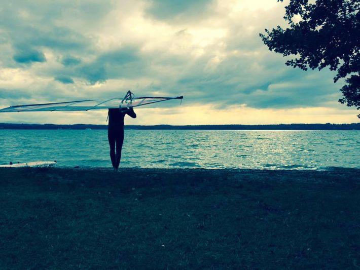 Starni - Ambach | Dein Windsurfbild auf windsurfers.de | Windsurfers ...