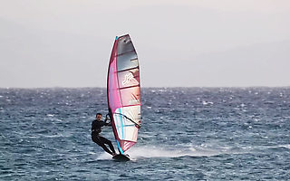 How To Control Strong Wind - Nico Prien