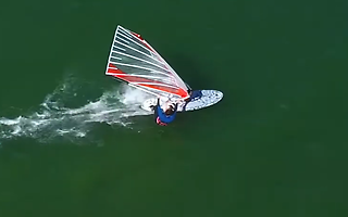 Light Wind Slalom - Steffi Wahl