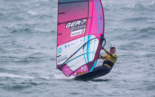 WINDSURFERS at home: Nico Prien