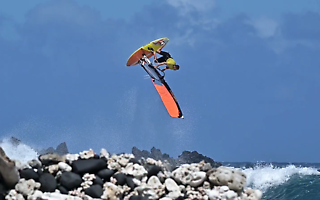 South Swell Windsurfing - Marcilio Browne, Ricardo Campello & Co