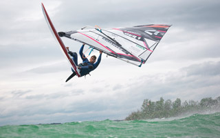 WINDSURFERS at home: Vincent Langer