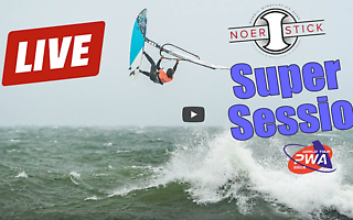 PWA Youth Worldcup Cold Hawaii - Super Session Livestream