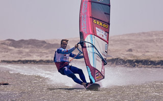 WINDSURFERS at home: Andy Laufer