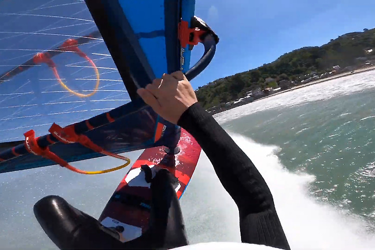 A Decade of Windsurfing - William Novak