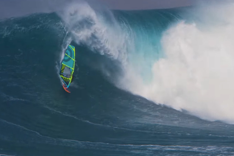 Big Saturday at Jaws - Morgan Noireaux
