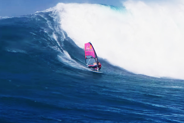Jaws January 2021 - Robby Naish