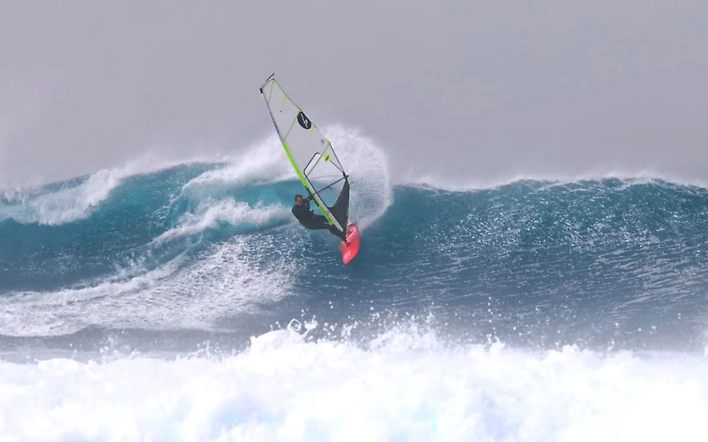 Rocky Calima Winter Session - Dany Bruch