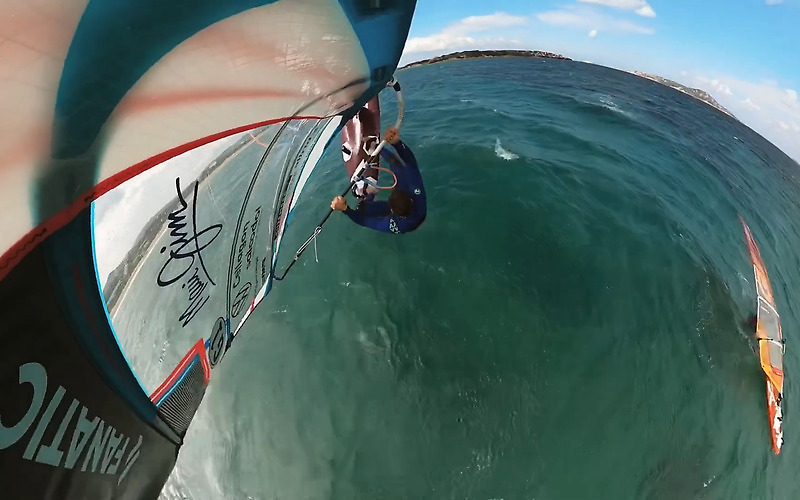 Locked down in Sardegna - Vincent Langer