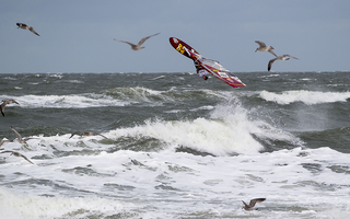 Wave Highlights beim World Cup Sylt 2016