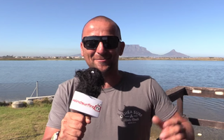 Proffitt's Training Diaries - Cape Town 02