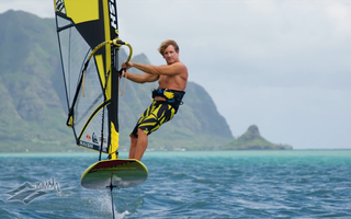 Earn your Wings - Naish Foiling Collection