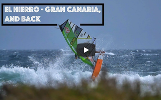 El Hierro, Gran Canaria, and back - Alessio Stillrich
