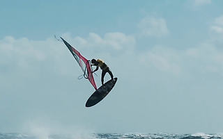 Starboard tack sessions - Miguel Chapuis & Max Hochgrassl