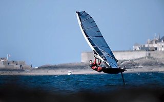 Foiling is everything - Benjamin Tilier