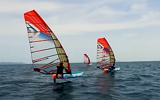The Future is Right Now - Starboard Foiling