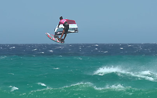 PWA Worldcup Fuerte 2018 - Freestyle Highlights