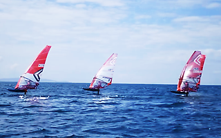 This is Windfoil Racing