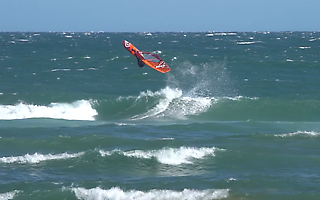 We'd rather be windsurfing - Steffi Wahl & Lina Erpenstein