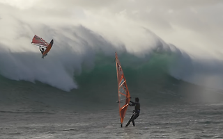 Windsurf Project 1: France - Thomas Traversa & Boujmaa Guilloul
