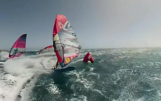 Professional Windsurfing Documentary: Episode 1 - Nico Prien & Co.