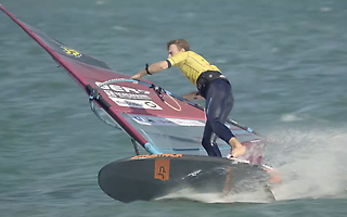 Professional Windsurfing Documentary Ep. 5 - Slalom vs Foil